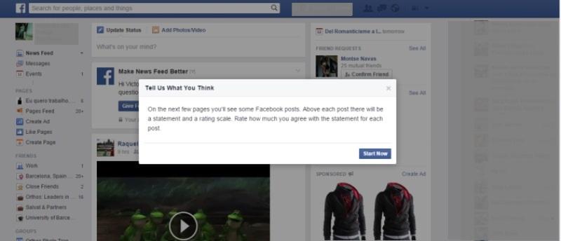 facebook pide ayuda