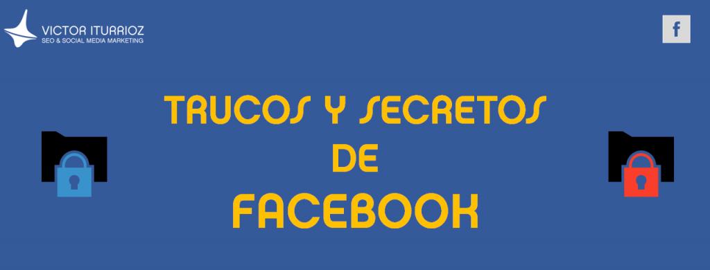 trucos y secretos de facebook